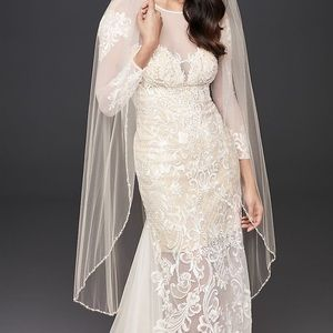 David's Bridal Accessories - Veil
